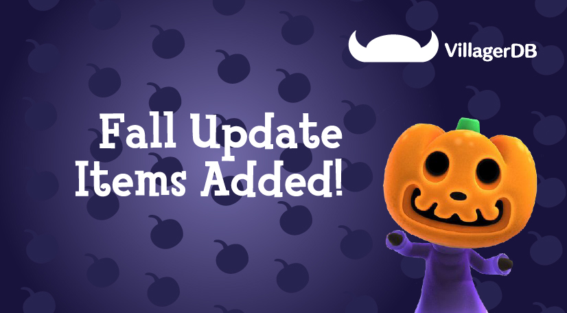 Fall update announcement image