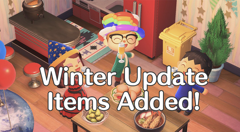 Winter update announcement image