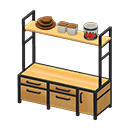 Ironwood Cupboard | Animal Crossing Item and Villager ... on Ironwood Furniture Animal Crossing  id=76346