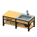 Ironwood Kitchenette | Animal Crossing Item and Villager ... on Ironwood Furniture Animal Crossing  id=46492