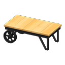 Ironwood Low Table | Animal Crossing Item and Villager ... on Ironwood Furniture Animal Crossing  id=47511