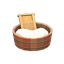 Old Fashioned Washtub Animal Crossing Item And Villager Database Villagerdb