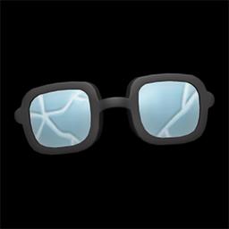 Shattered Glasses Animal Crossing Item And Villager Database Villagerdb