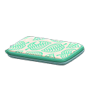 In-game image of Aloha-edition Carrying Case