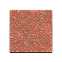 In-game image of Arched-brick Flooring