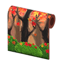 In-game image of Autumn Wall