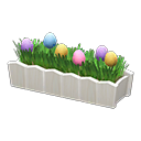 In-game image of Bunny Day Planter Box