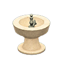 In-game image of Drinking Fountain