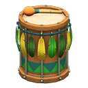 In-game image of Festivale Drum