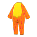 In-game image of Flashy Animal Costume