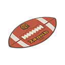 In-game image of Football Rug