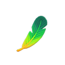 In-game image of Green Feather