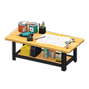 Ironwood Diy Workbench | Animal Crossing Item and Villager ... on Ironwood Furniture Animal Crossing  id=95096