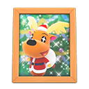 In-game image of Jingle's Photo