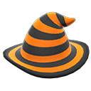 In-game image of Mage's Striped Hat