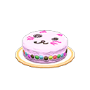 Miraculous Moms Homemade Cake Animal Crossing Item And Villager Database Personalised Birthday Cards Veneteletsinfo