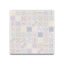 In-game image of Patchwork-tile Flooring