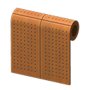 In-game image of Perforated-board Wall
