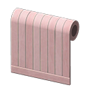 In-game image of Pink Painted-wood Wall