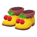 In-game image of Pompompurin Boots