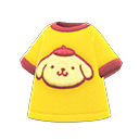 In-game image of Pompompurin Tee
