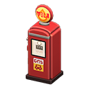In-game image of Retro Gas Pump
