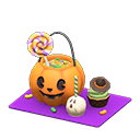 In-game image of Spooky Candy Set