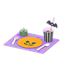 In-game image of Spooky Table Setting