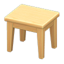 In-game image of Wooden Mini Table