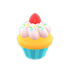 Picture of Birthday Cupcake