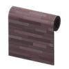 Picture of Dark Wooden-mosaic Wall