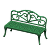 Picture of Iron Garden Bench