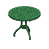 Picture of Iron Garden Table