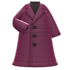 Picture of Long Pleather Coat