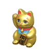 Picture of Lucky Gold Cat