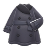 Picture of Pleather Trench Coat