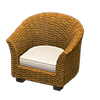 Picture of Rattan Armchair