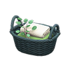 Picture of Rattan Towel Basket