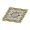Picture of Yellow Persian Rug