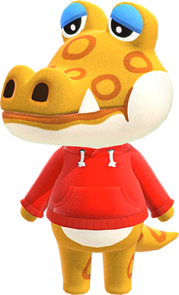 Alfonso | Animal Crossing Item and Villager Database ...