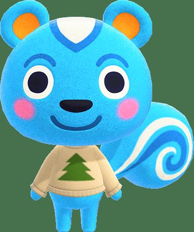 Filbert Animal Crossing Item And Villager Database Villagerdb