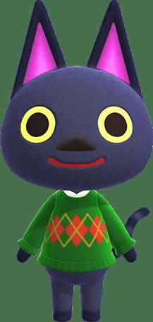 Kiki Animal Crossing Item And Villager Database Villagerdb