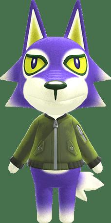 Lobo | Animal Crossing Item and Villager Database - VillagerDB