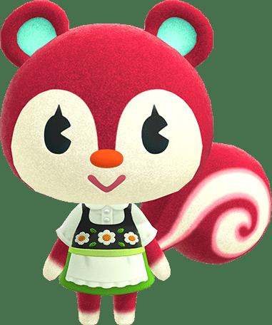 Poppy Animal Crossing Item And Villager Database Villagerdb