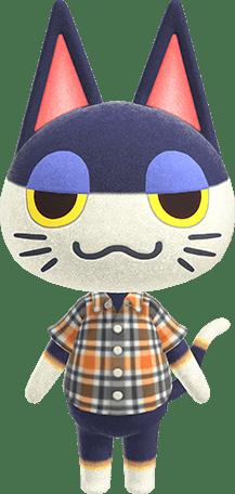 Punchy Animal Crossing Item And Villager Database Villagerdb