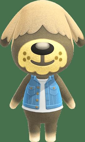 Shep Animal Crossing Item And Villager Database Villagerdb