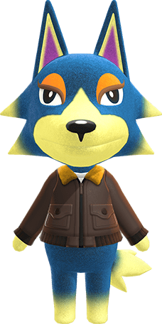 Wolfgang | Animal Crossing Item and Villager Database ...