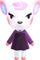 Diana | Animal Crossing Item and Villager Database ...